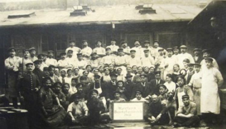 15 Jahrfeier Wirth 1918