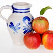 Bembel und Apfelwein