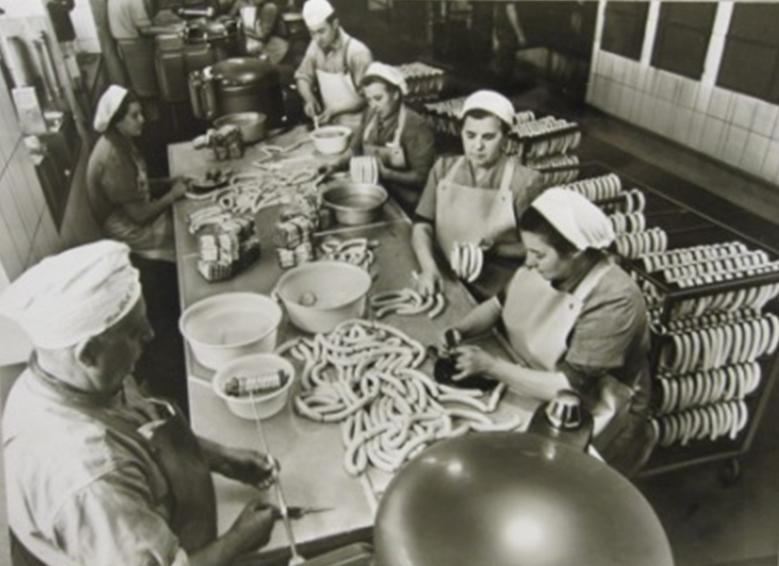 Produktion 1960