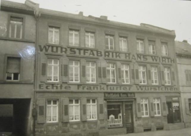 Wurstfabrik Gebäude